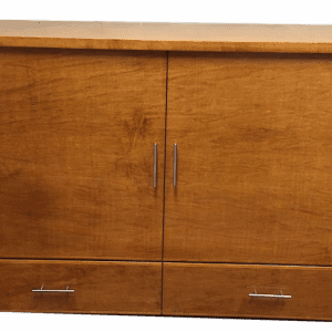 Cabinet bed - made in Canada