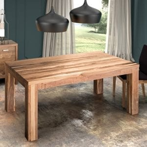 Vegas table - Solid wood - Made in Canada