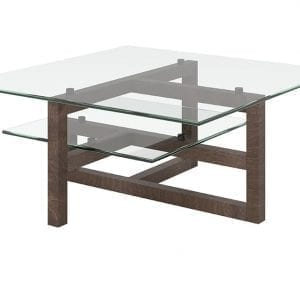 TEKNO coffee table. Hand made in Canada