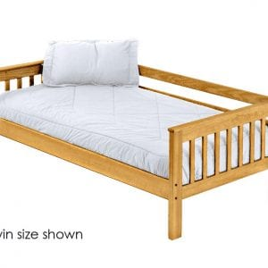 mission day bed CLASSIC. Hand made in Canada. Life time warranty.