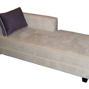city chaise - Hand made in Canada in your choice of fabric and comfort level
