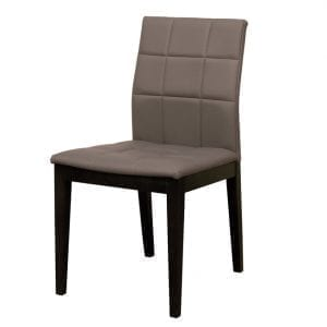 taxi 35 chair - Hand made in Canada in solid walnut or birch