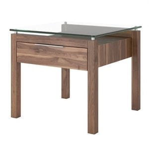 SARA Side tables - Hand made in Canada in solid wood