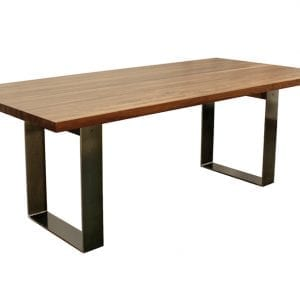 THOR Table - Hand made in Canada in your choice of size, wood and finish
