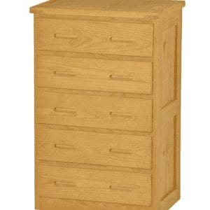 5 drawer chest - Hand made in Canada