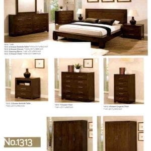 solid maple wood bedroom set. Hand made in Canada.