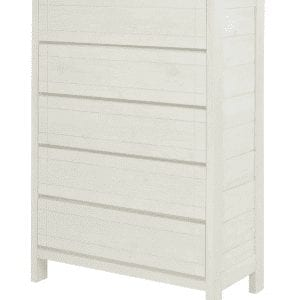 WILDROOTS 5 DRAWER CHEST CLOUD