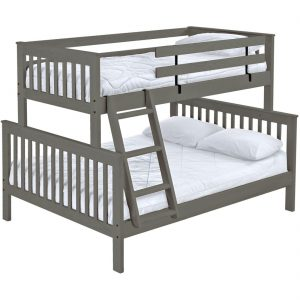 G4758H-Bunk-bed-mission-style-twin-over-queen-size-offset