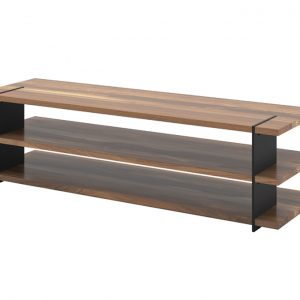 Jake solid wood TV stand by Verbois. Made in Canada